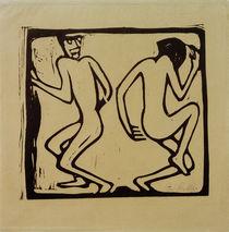 C.Rohlfs, Zwei Tanzende by AKG  Images