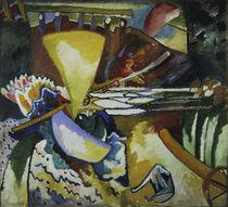 Kandinsky / Improvisation II by AKG  Images
