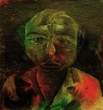 Paul Klee, Young Proletarian / 1919 by AKG  Images