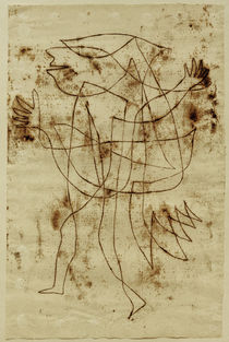 Paul Klee, Kleiner Narr in Trance 2 von AKG  Images