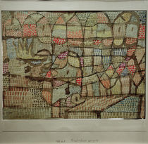 P.Klee, Fruchtbares geregelt / 1933 by AKG  Images