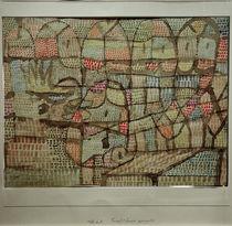 P.Klee, Fruchtbares geregelt von AKG  Images