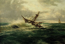 Monogrammist BC, Schiffbruch von AKG  Images