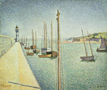 Signac / Portrieux in Brittany / 1888 by AKG  Images