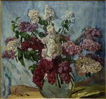 Lilac / F. Philipp / Painting, 1932 by AKG  Images