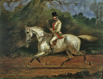 Rider / A. De Dreux / Painting 19th C. by AKG  Images