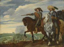Frederick Henry, Ernst Casimir / Hillegaert by AKG  Images