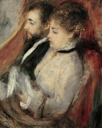 Renoir / The Small Box / 1873/74 by AKG  Images