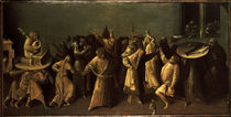 The Fight Between Carnival and Lent / H. Bosch by AKG  Images