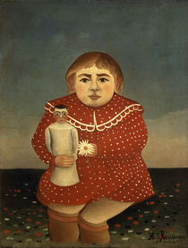 H.Rousseau, Child with Doll by AKG  Images