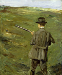 Max Liebermann, Hunter in the dunes by AKG  Images