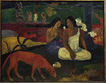 Paul Gauguin / Arearea / 1892 by AKG  Images