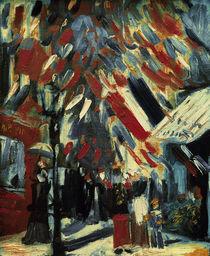 van Gogh /  Le 14 Juillet / 1886 by AKG  Images