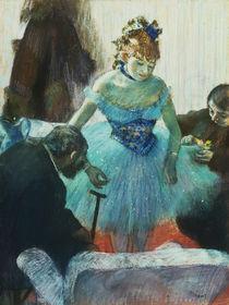 Edgar Degas, Tänzerin in Garderobe von AKG  Images