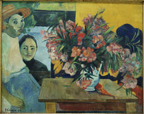 P.Gauguin / The Flowers of France / 1891 by AKG  Images