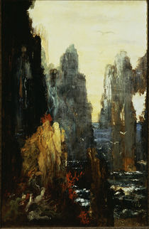 Gustave Moreau / The Sirens by AKG  Images