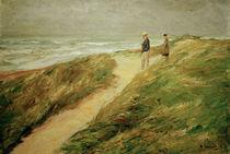 Max Liebermann, Düne und Meer / 1909 von AKG  Images