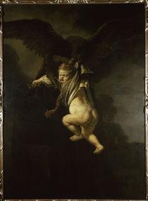Rembrandt, Ganymed von AKG  Images