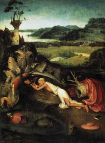 H.Bosch, Saint Jerome Praying by AKG  Images