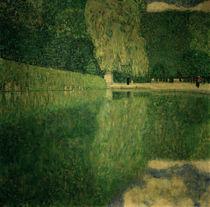 Gustav Klimt, Schönbrunner Park von AKG  Images