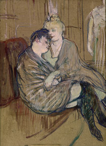 H. de Toulouse-Lautrec, Two Friends / 1894 by AKG  Images