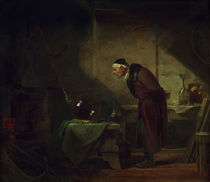 Spitzweg / The Alchemist / Painting by AKG  Images