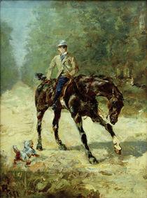 Toulouse-Lautrec, Cavalier M. du Passage von AKG  Images