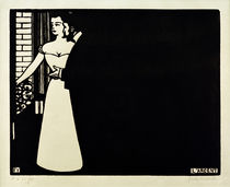 Money / F.Vallotton / Woodcut 1898 by AKG  Images
