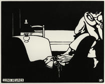 F.Vallotton, Five o'clock by AKG  Images