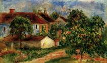 Renoir / Maisons de village by AKG  Images