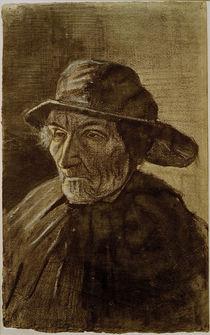 V. van Gogh, Fischer mit Südwester von AKG  Images