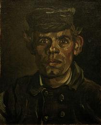 Van Gogh, Porträt eines jungen Bauern von AKG  Images