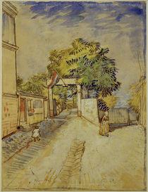 V. v. Gogh, Eingang Moulin de la Galette von AKG  Images