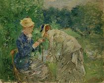 B.Morisot, Im Bois de Boulogne von AKG  Images