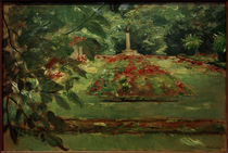 M.Liebermann, Die Blumenterrasse von AKG  Images