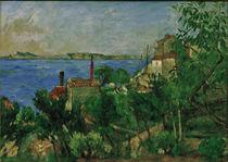 Cézanne / La mer à L'Estaque by AKG  Images