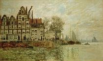 C.Monet, View of Amsterdam