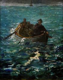 Henri Rochefort's escape / Manet by AKG  Images