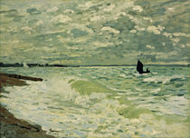 Claude Monet, Meer bei Sainte-Adresse von AKG  Images