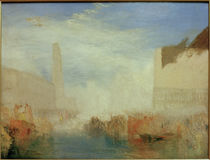 W.Turner, Venice, Marriage of the Doge by AKG  Images