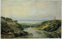 W.Turner, Die Avon-Schlucht... von AKG  Images