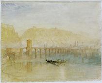 William Turner, Moselbrücke in Koblenz von AKG  Images