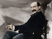 Max Liebermann / Foto 1907 von AKG  Images