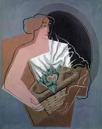 Juan Gris, Woman With Basket by AKG  Images