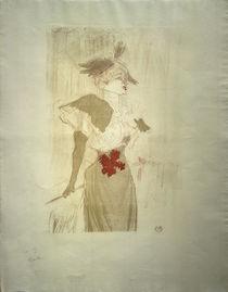 Toulouse-Lautrec, Marcelle Lender von AKG  Images