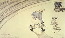 Toulouse-Lautrec, In the Circus: Footit by AKG  Images