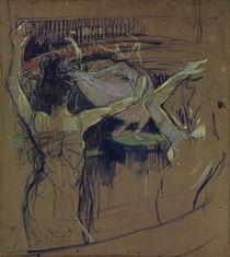 Toulouse-Lautrec / Papa Chrysanthème/1892 von AKG  Images