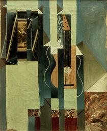 Juan Gris, Die Gitarre von AKG  Images
