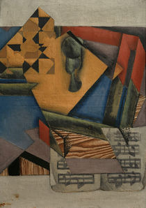 Juan Gris / Sheet of Music / 1914 by AKG  Images