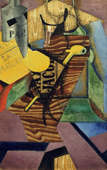 Juan Gris / Still Life with Book / 1913 by AKG  Images